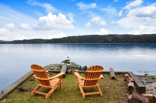 Hood Canal Vacation