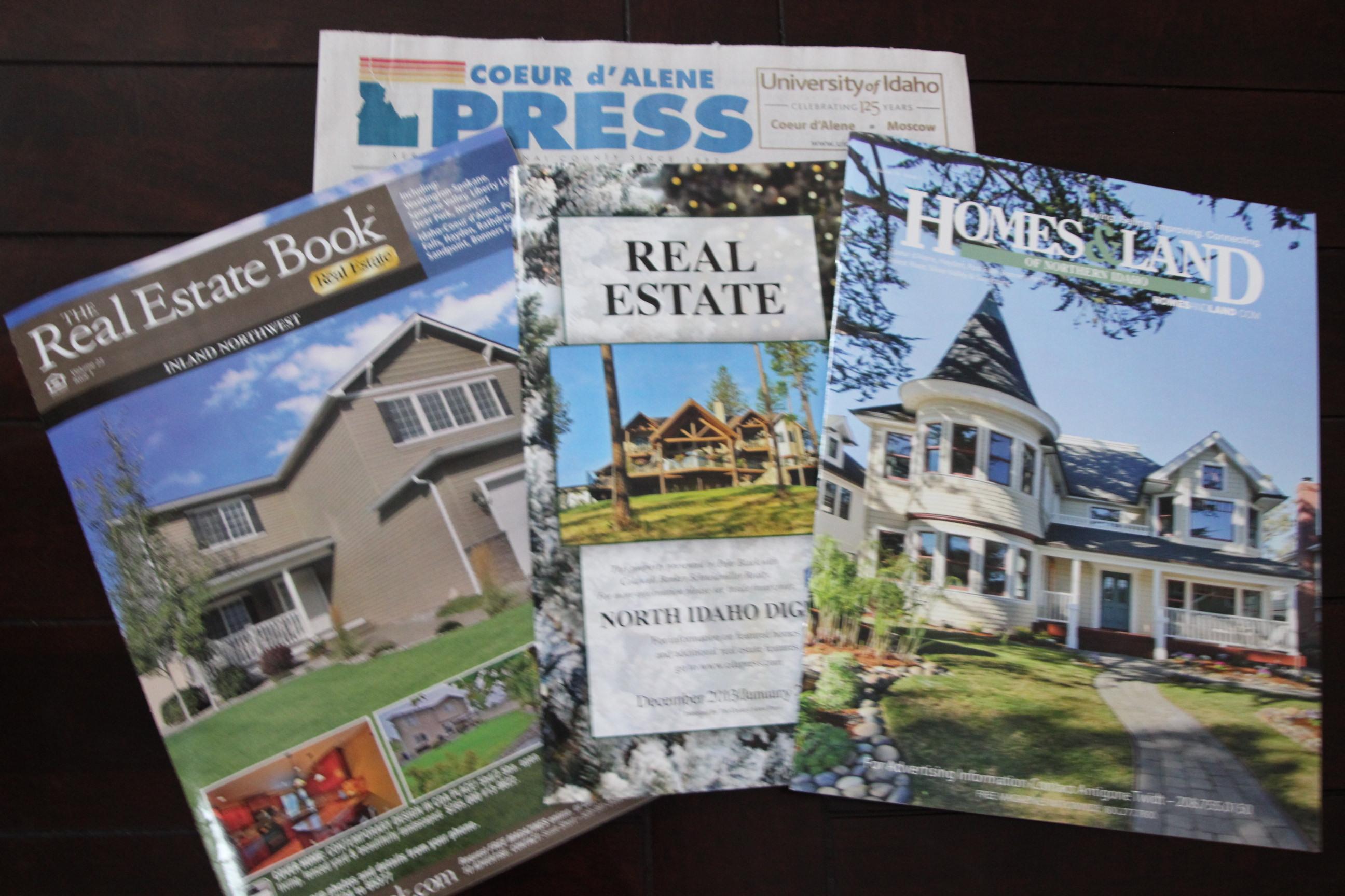 Photo of Real Estate Books