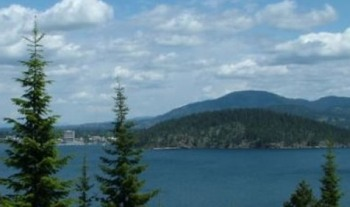 Coeur d'Alene Lake - North Idaho