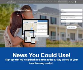 Neighborhood News image