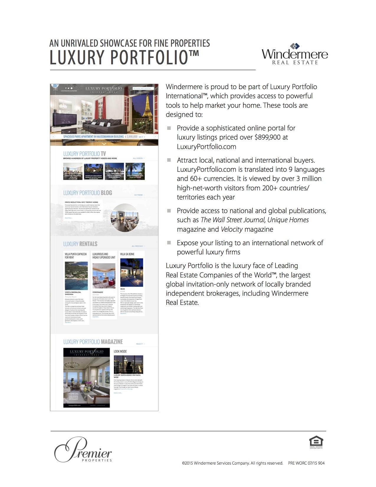 904 Luxury Portfolio