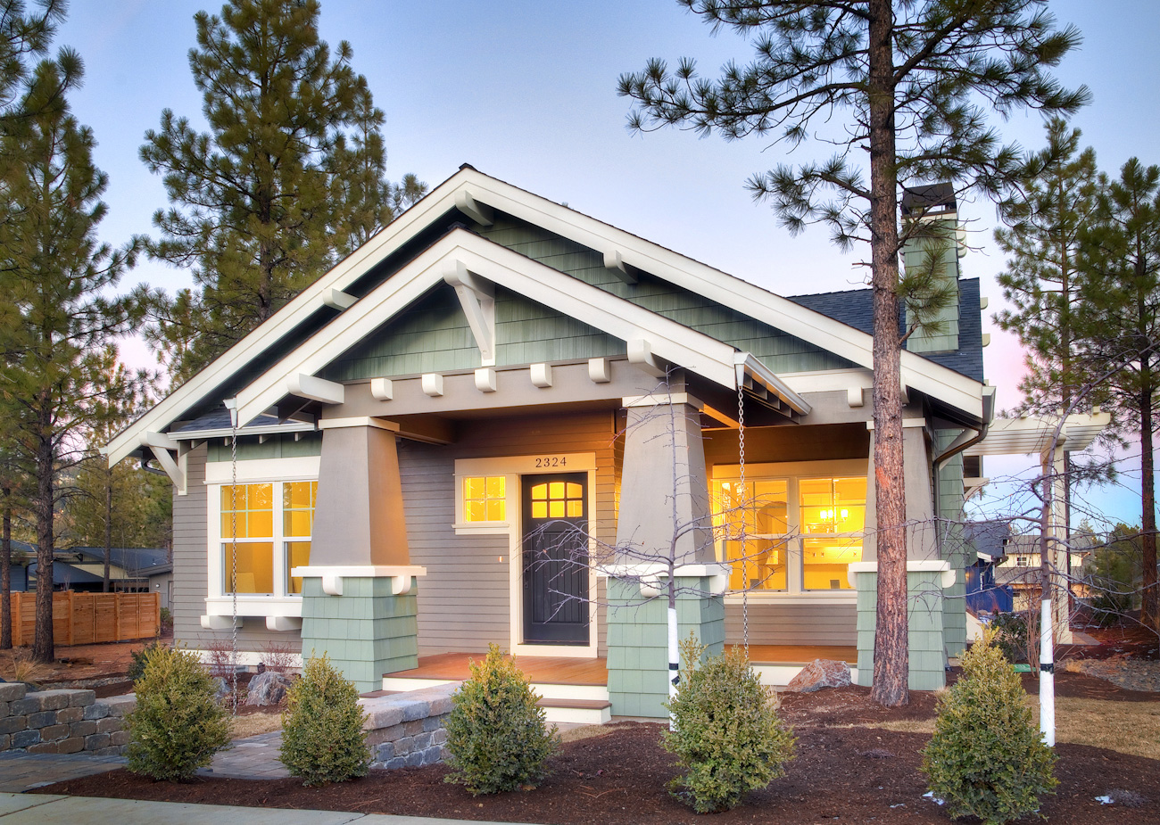What Makes A House A Craftsman South Sound Property Group