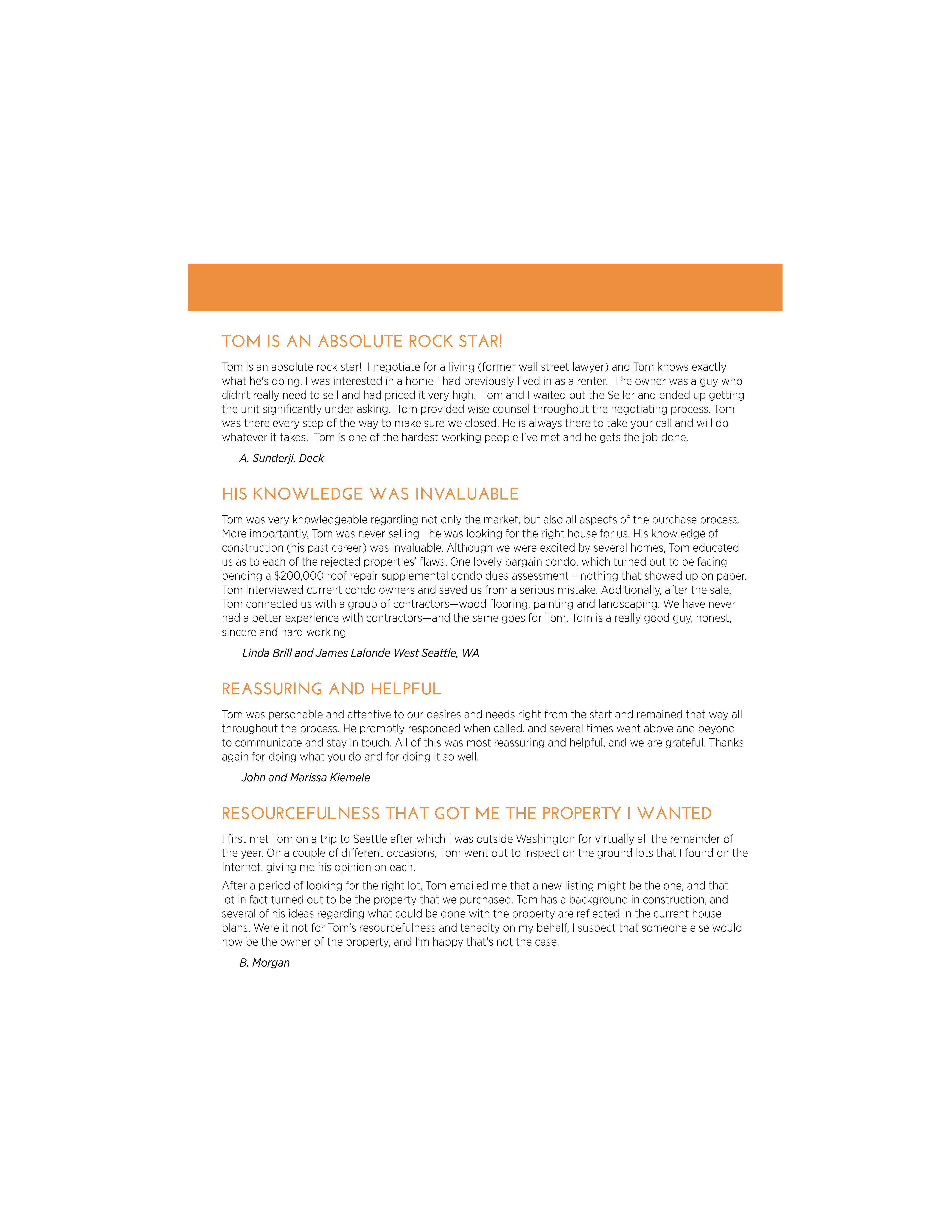 Choosing a Broker Page 4
