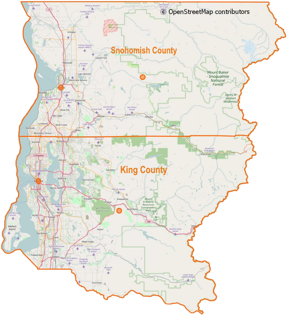 Snohomish County King County Real Estate