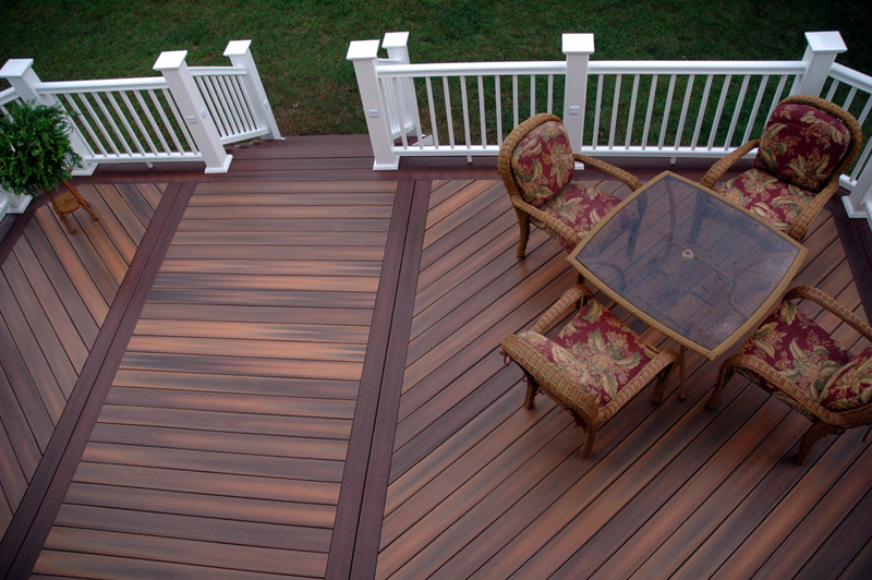 Composite Decking Bainbridge Island