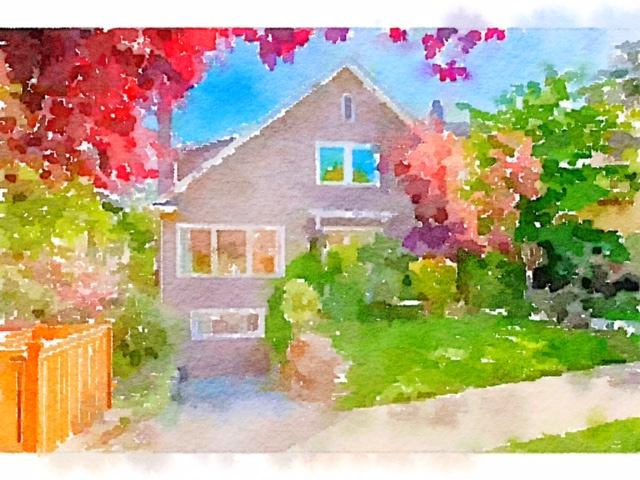 "Format = 6"" (Medium) Format Margin = None Format Border = Straight Drawing = #2 Pencil Drawing Weight = Medium Drawing Detail = Medium Paint = Natural Paint Lightness = Auto Paint Intensity = More Water = Tap Water Water Edges = Medium Water Bleed = Average Brush = Natural Detail Brush Focus = Everything Brush Spacing = Narrow Paper = Watercolor Paper Texture = Medium Paper Shading = Light Options Faces = Enhance Faces"