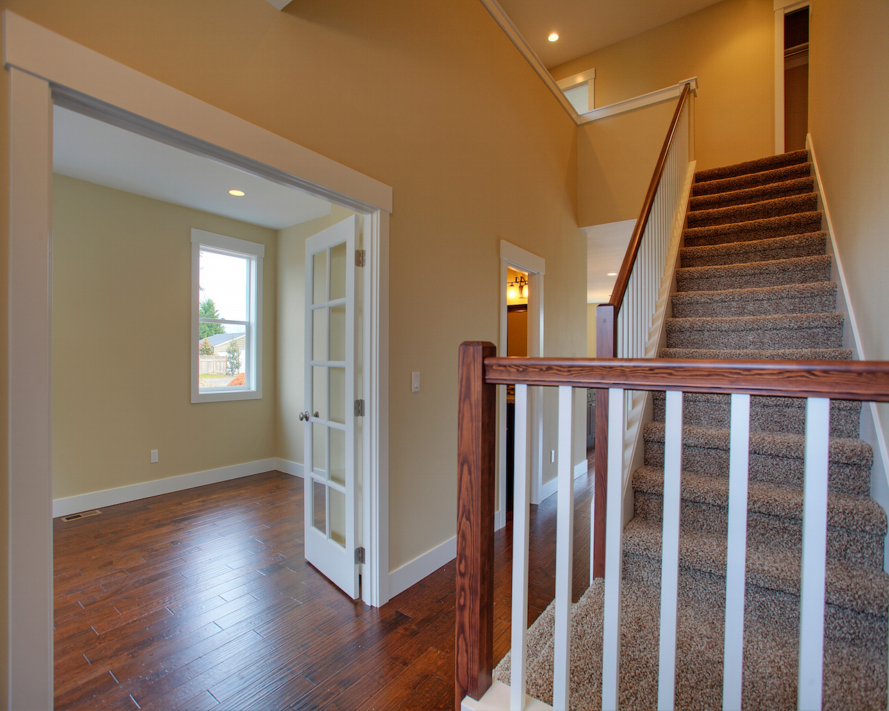 Custom North Tacoma New Construction 4 Bedroom Home