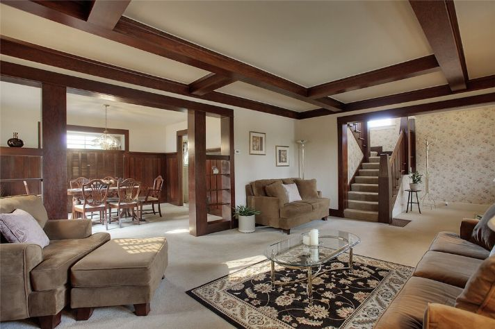 Historic 3 Bedroom Craftsman Home In Tacomas North End Near Proctor