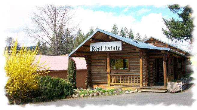 Windermere Trails End Real Estate on the Rogue River in the Spring
